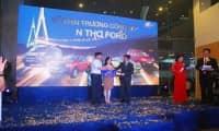Ford Việt Nam tổ chức chương trình trao giải Khách hàng trúng thưởng Fiesta Hoàn Toàn Mới