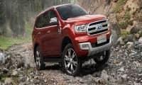 Giá xe Ford Everest 2016