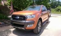 Ford Ranger 2015 chính thức có mặt tại Ford Đà Lạt
