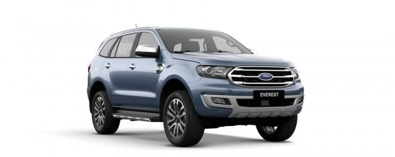 Ford Everest Ambiente 2.0L 4x2AT