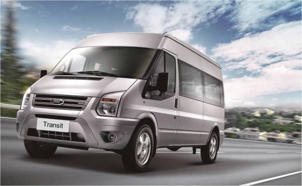 Ford Transit 16 chỗ tiêu chuẩn