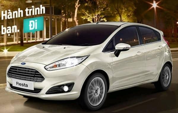 Ford Fiesta 1.5 AT Sport