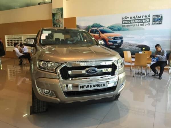 Ford Ranger  XLT 4x4 MT