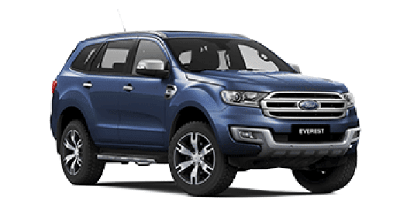 Ford Everest Titanium+ 3.2L 4x4 AT