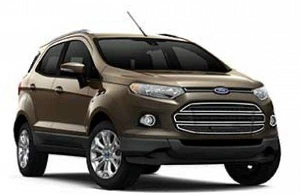 Ford Ecosport 1.5AT Trend