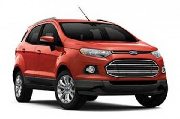 Ford Ecosport MT 4x2