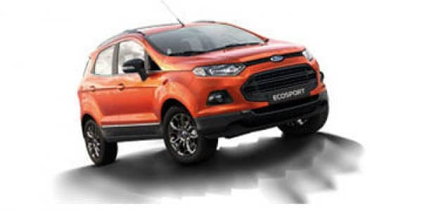 Ford Ecosport 1.5AT Black Edition