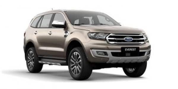 Ford Everest Titanium 2.0L AT 4x4