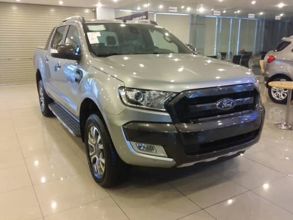 Ford Ranger 4x2 AT Wildtrack