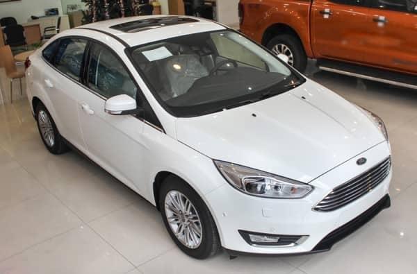 Ford Focus 1.6L Trend 4 cửa