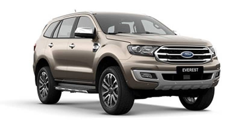 Ford Everest Titanium 2.0L AT 4x4