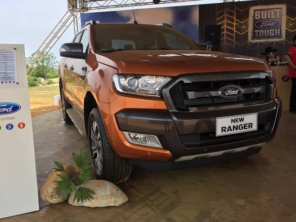 Ford Ranger Wildtrack 3.2