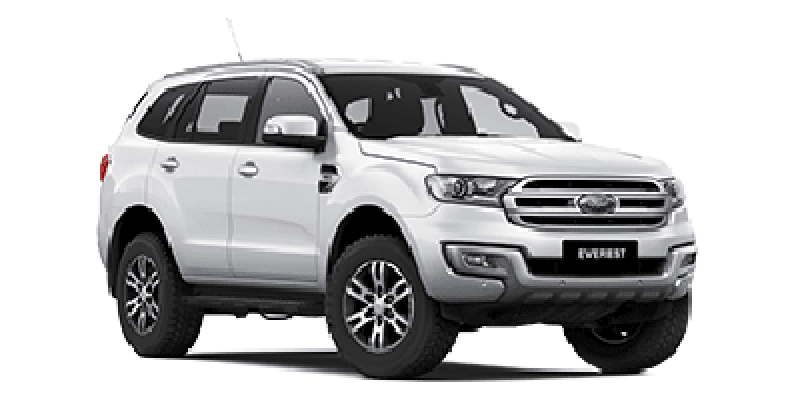 Ford Everest Titanium 2.2L AT 4x2