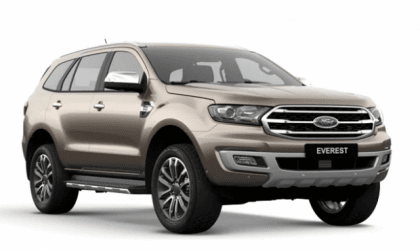 FORD EVEREST TITANIUM 2.0L 4x4 AT