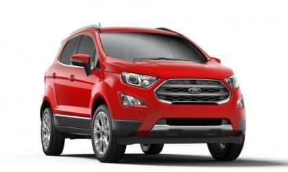 FORD ECOSPORT TITANIUM 1.0 AT