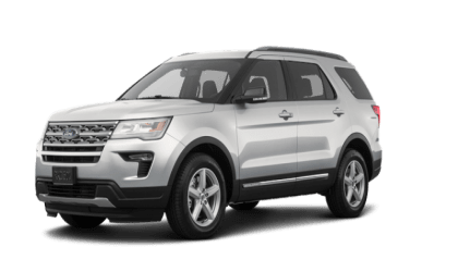 FORD EXPLORER LIMITED 2.3L